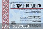 The Road to Aleppo Flyer 1.jpg - 99kB
