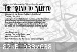 The Road to Aleppo Flyer 2.jpg - 82kB